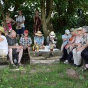Die Sitzgruppe-Grünseelchenweg-naturimpuls-Persönlichkeitsentwicklung