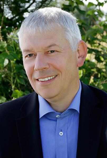Horst Eisenacher - Geschäftsführer
